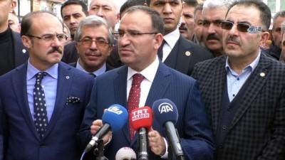 Başbakan Yardımcısı Bozdağ:'Afrin şehir merkezine girmeyin demek oradaki teröristlere dokunmayın demektir'