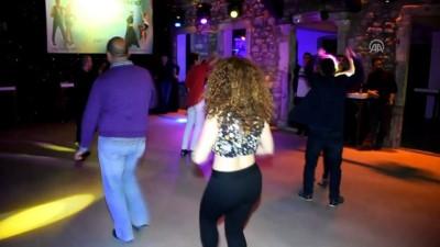 Bodrum'da 'Kıyı Ege Dans Okulları Buluşması' etkinliği - MUĞLA
