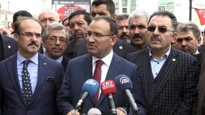 Bozdağ: 'Kılıçdaroğlu'nu anlamakta zorlanıyorum' - YOZGAT