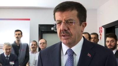 Ekonomi Bakanı Zeybekci: 'Yerli kripto para üretimi doğru değil' - İSTANBUL