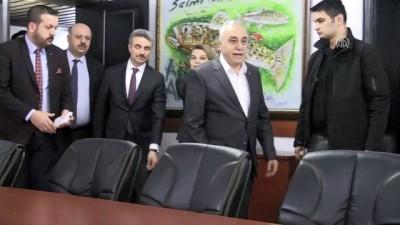 Gıda Tarım ve Hayvancılık Bakanı Fakıbaba - BOLU