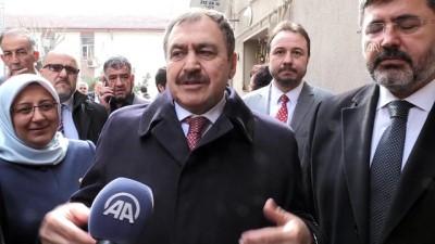 Orman ve Su İşleri Bakanı Eroğlu: 'Türkiye'yi kuşatmak istiyorlar' - AFYONKARAHİSAR