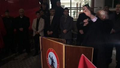 Şehit aileleri ve gazilerden Mehmetçiğe destek - KIRŞEHİR