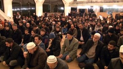 7'den 70'e Afrin askerleri ve şehitleri için dua ettiler