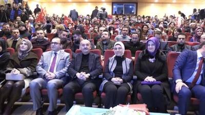 AK Parti Kırklareli Gençlik Kolları Başkanlığı Kongresi - AK Parti Genel Başkan Yardımcısı Kavakcı Kan KIRKLARELİ