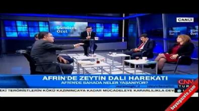 Afrin Operasyonu - Ersan Şen:Böyle bir şey olmaz