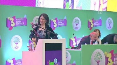HDP'nin 3. Olağan Büyük Kongresi (3) - ANKARA
