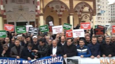 Kilis'e sivil toplum örgütlerinin desteği sürüyor