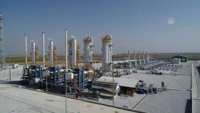 Konutların doğalgazının yarısı Tuz Gölü'nde depolanacak - AKSARAY