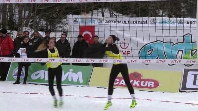 Türkiye Kar Voleybolu Şampiyonası - ARTVİN