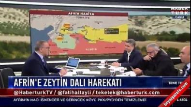 Afrin Operasyonu - Çetin Çetiner o operasyonu anlattı