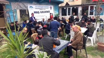 Ceylanpınar'da gençlere satranç desteği