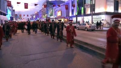 Erzincan'ın 100. kurtuluş yılı etkinlikleri - Zafer yürüyüşü