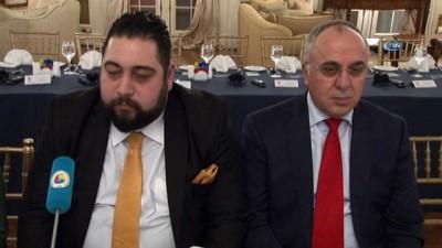Makedonya Başbakanı Zaev Türk iş adamlarıyla bir araya geldi