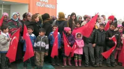 81 il 81 Anaokulu Toplu Açılış Töreni - KARS/MUŞ