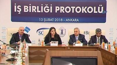 Bakan Sarıeroğlu: 'Protokol ile sigortalılarımızın 48 ay vade borçlarını ödemeleri gerçekleştirilecek'