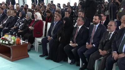 Başbakan Yıldırım: ''Türkiye'ye namlu doğrultanlara söylüyorum; gittiğiniz yol karanlık yoldur, çıkmaz sokaktır '' - ERZİNCAN