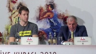 Basketbol: PTT Erkekler Türkiye Kupası (2) - İSTANBUL