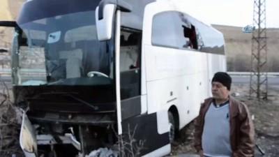 Darende'de trafik kazası: 1 ölü