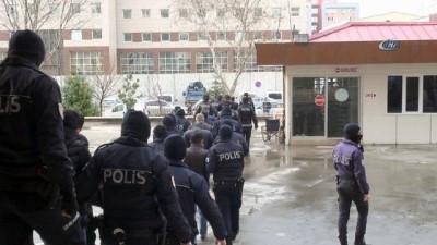 - Gaziantep merkezli 4 ilde eş zamanlı operasyon