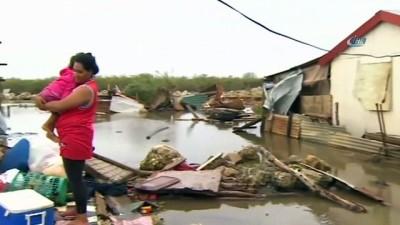 - Gita Kasırgası, Tonga'da Parlamento Binasını Vurdu
