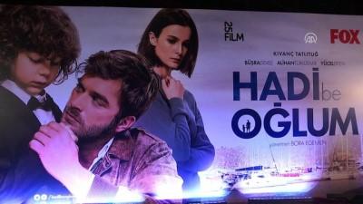 'Hadi Be Oğlum' filminin galası yapıldı - İSTANBUL