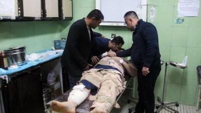 - Irak Türkmen Cephesi Bulava köyü sorumlusu ve ailesine silahlı saldırı