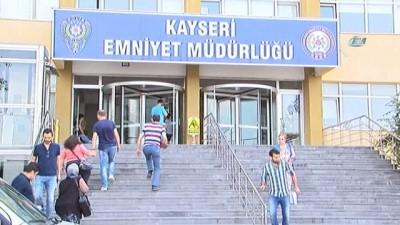 emniyet mudurlugu -  Kayseri'de terör operasyonu: 6 gözaltı