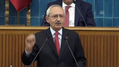 Kılıçdaroğlu: 'Biz dürüst ve namuslu siyaset yapıyoruz' - TBMM