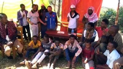 - Müslüman Olup, Recep, Tayyip Ve Erdoğan İsimlerini Aldılar - Etiyopya'da Yüzlerce Kişi Düzenlenen Törenlerle Müslüman Oldu