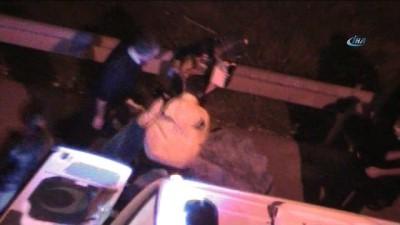 Otomobilin aynasına dokunarak kontrolünü kaybeden motosikletli genç hayatını kaybetti