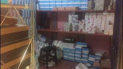 Parfümeriden 2,5 milyon liralık kaçak ürün çıktı - ANKARA