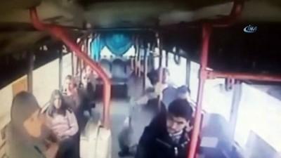 Şehit annesine hakaret eden şoför adliyeye sevk edildi
