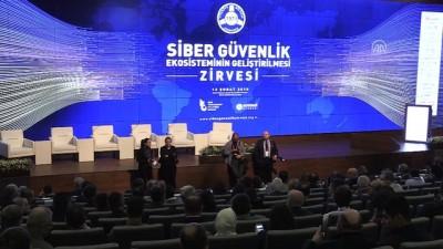 Siber Güvenlik Ekosisteminin Geliştirilmesi Zirvesi (1) - ANKARA