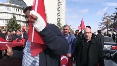 Şoför esnafının bir günlük yevmiyesi Mehmetçik Vakfı'na - MALATYA
