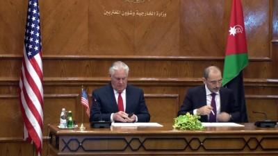 ABD Dışişleri Bakanı Tillerson (1) - AMMAN