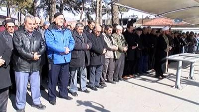 Afrin şehitleri için gıyabi cenaze namazı kılındı
