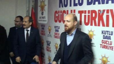 Bilal Erdoğan: 'Terörün kaynağını kurutacağız'