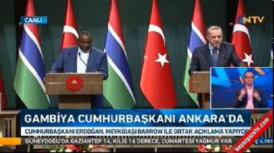 Cumhurbaşkanı Erdoğan: FETÖ varlık gösterdiği tüm ülkeler için büyük bir tehdittir
