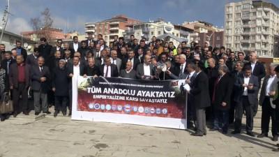 Güneydoğu'da Zeytin Dalı Harekatı'na destek - SİİRT