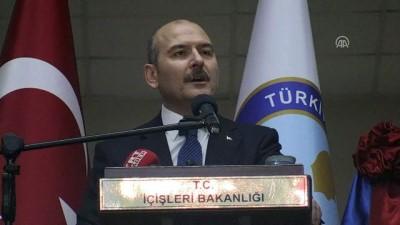 İçişleri Bakanı Soylu: Türkiye kendisine vurulmak istenen prangaları kırmıştır - BURSA