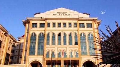 Mübaşirlerden Mehmetçik Vakfına bağış - ANTALYA