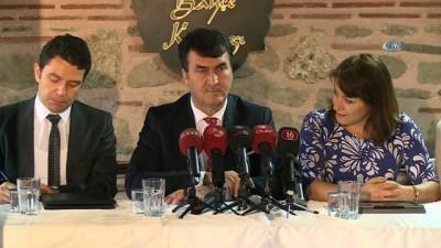 Osmangazi belediyesi kültürler arası şehirler programına katıldı