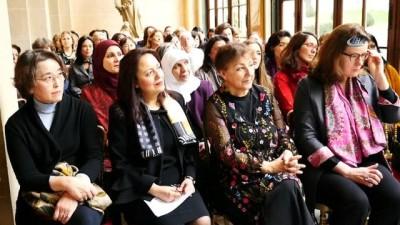 -  Paris'teki 70 Ülkenin Büyükelçilerinin Eşleri, Türkiye Büyükelçiliği Rezidansında