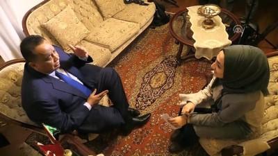 Sudan Dışişleri Bakanı Gandur'dan Türk yatırımcılara çağrı - ANKARA