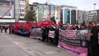 'Tüm Anadolu Ayaktayız Emperyalizme Karşı Savaştayız' programı - SAMSUN