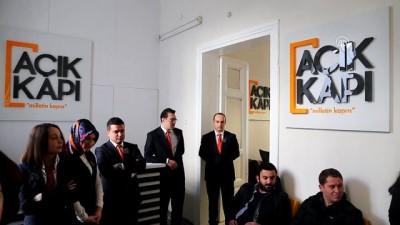 'Açık Kapı Milletin Kapısı' projesi - TEKİRDAĞ
