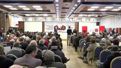 Arnavutluk'ta 'Balkanlar'da Vakıf Müessesesi' Konferansı - TİRAN