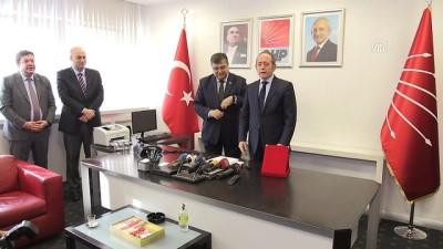 CHP Genel Sekreterliğinde görev değişimi (1) - ANKARA