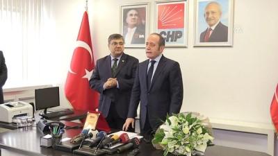 CHP Genel Sekreterliğinde görev değişimi (2) - ANKARA
